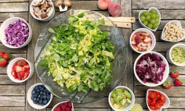 składniki zdrowej diety